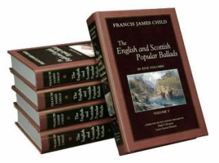 The English & Scottish Popular Ballads